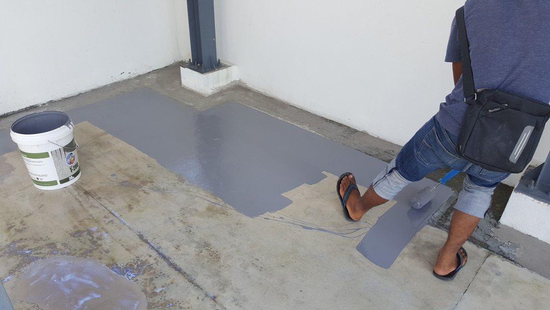 epoxy floor coating johor bahru iskandar