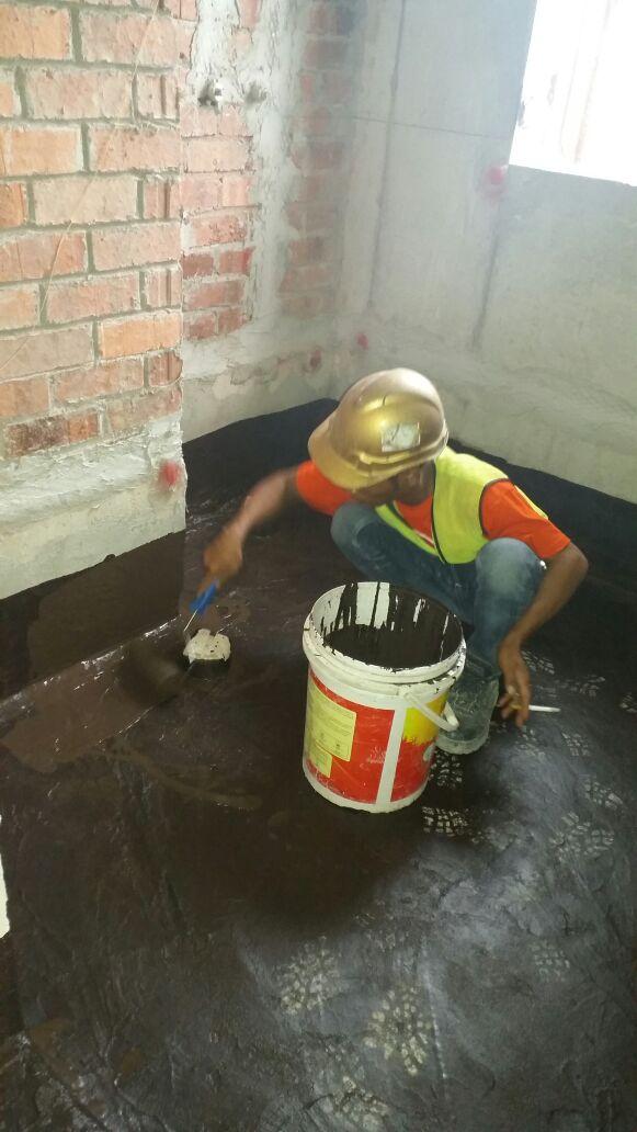waterproofing johor bahru skudai iskandar